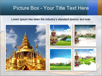 Buddha Feet PowerPoint Template - Slide 19