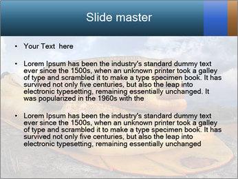 Buddha Feet PowerPoint Templates - Slide 2