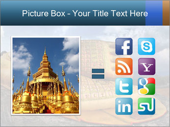 Buddha Feet PowerPoint Template - Slide 21