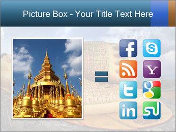 Buddha Feet PowerPoint Templates - Slide 21