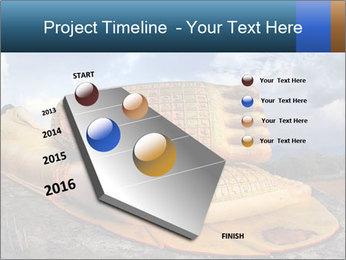 Buddha Feet PowerPoint Templates - Slide 26