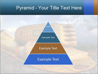 Buddha Feet PowerPoint Templates - Slide 30