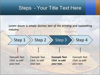 Buddha Feet PowerPoint Templates - Slide 4