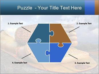 Buddha Feet PowerPoint Templates - Slide 40