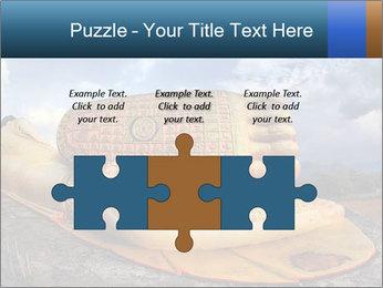Buddha Feet PowerPoint Templates - Slide 42