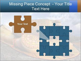 Buddha Feet PowerPoint Templates - Slide 45