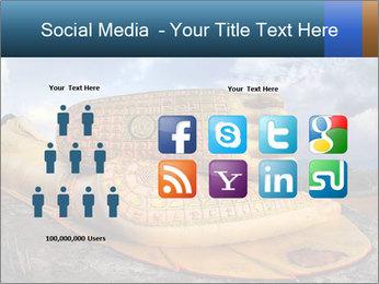 Buddha Feet PowerPoint Templates - Slide 5