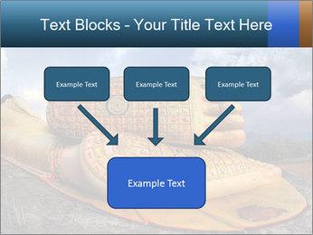 Buddha Feet PowerPoint Templates - Slide 70