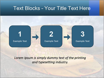 Buddha Feet PowerPoint Template - Slide 71