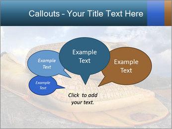 Buddha Feet PowerPoint Templates - Slide 73