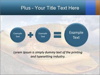 Buddha Feet PowerPoint Templates - Slide 75