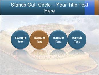 Buddha Feet PowerPoint Templates - Slide 76