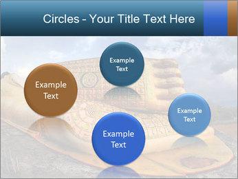 Buddha Feet PowerPoint Templates - Slide 77