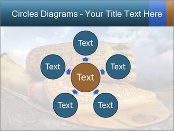 Buddha Feet PowerPoint Templates - Slide 78