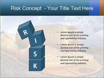 Buddha Feet PowerPoint Templates - Slide 81
