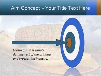 Buddha Feet PowerPoint Templates - Slide 83