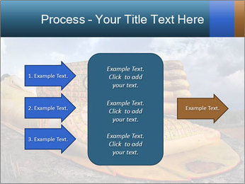 Buddha Feet PowerPoint Templates - Slide 85