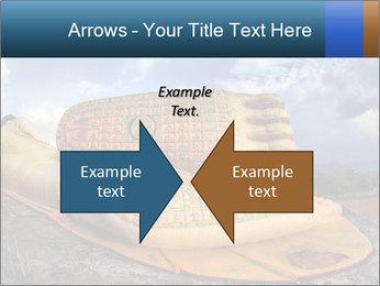 Buddha Feet PowerPoint Templates - Slide 90