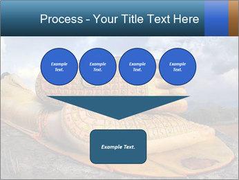 Buddha Feet PowerPoint Templates - Slide 93