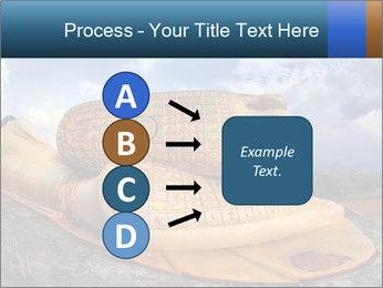Buddha Feet PowerPoint Templates - Slide 94