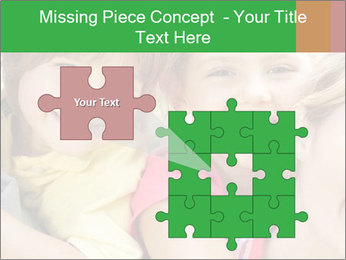Smiling Family With Kids PowerPoint Template - Slide 45