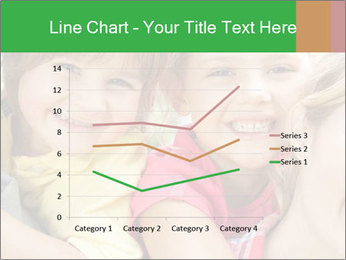 Smiling Family With Kids PowerPoint Template - Slide 54