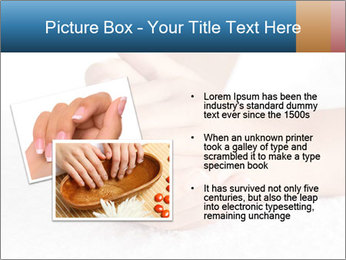 Perfectly Manicured Hands PowerPoint Template - Slide 20