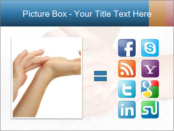 Perfectly Manicured Hands PowerPoint Template - Slide 21