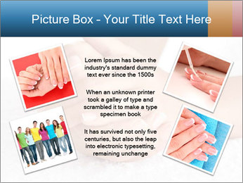 Perfectly Manicured Hands PowerPoint Template - Slide 24