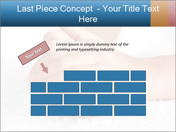 Perfectly Manicured Hands PowerPoint Template - Slide 46