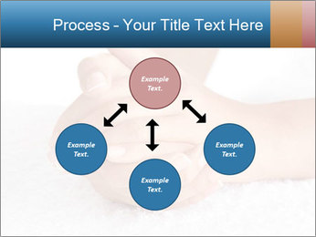 Perfectly Manicured Hands PowerPoint Template - Slide 91