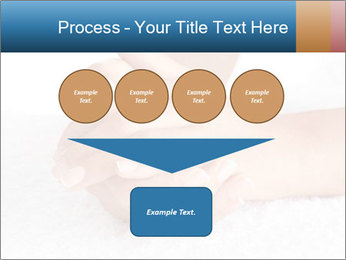 Perfectly Manicured Hands PowerPoint Template - Slide 93