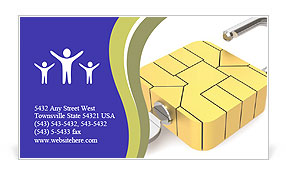 0000090240 Business Card Template