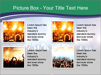 Live Music Festival PowerPoint Template - Slide 14