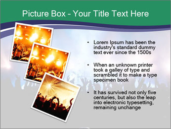 Live Music Festival PowerPoint Template - Slide 17