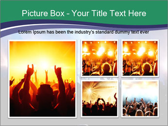 Live Music Festival PowerPoint Template - Slide 19