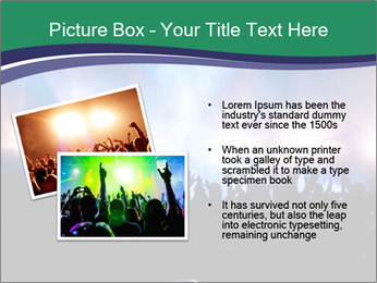 Live Music Festival PowerPoint Template - Slide 20