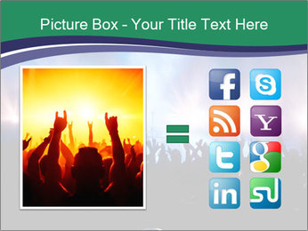 Live Music Festival PowerPoint Template - Slide 21