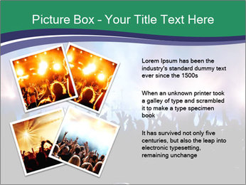 Live Music Festival PowerPoint Template - Slide 23