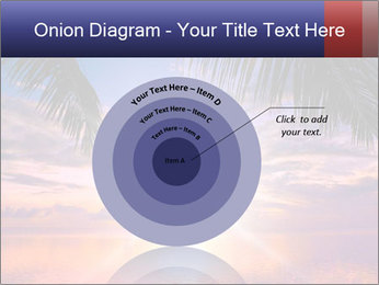 Bright Sun And Coconut Tree PowerPoint Templates - Slide 61