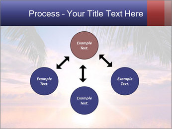 Bright Sun And Coconut Tree PowerPoint Template - Slide 91
