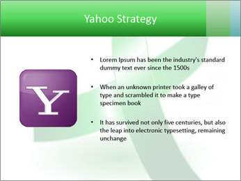 Green Cancer Symbol PowerPoint Templates - Slide 11