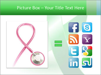 Green Cancer Symbol PowerPoint Templates - Slide 21