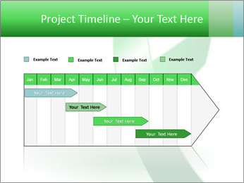Green Cancer Symbol PowerPoint Templates - Slide 25