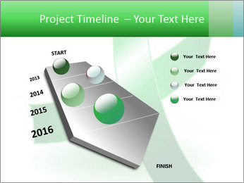 Green Cancer Symbol PowerPoint Templates - Slide 26
