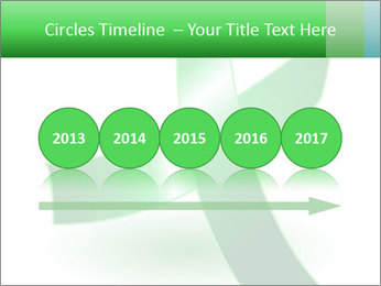 Green Cancer Symbol PowerPoint Templates - Slide 29