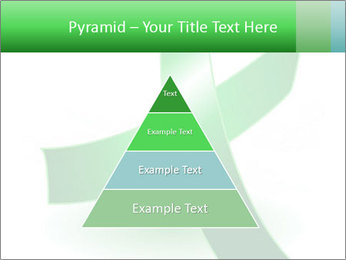 Green Cancer Symbol PowerPoint Templates - Slide 30