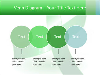 Green Cancer Symbol PowerPoint Templates - Slide 32