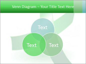 Green Cancer Symbol PowerPoint Templates - Slide 33