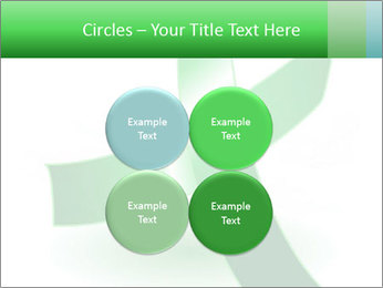 Green Cancer Symbol PowerPoint Templates - Slide 38